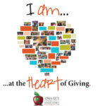 I am the Heart of Giving