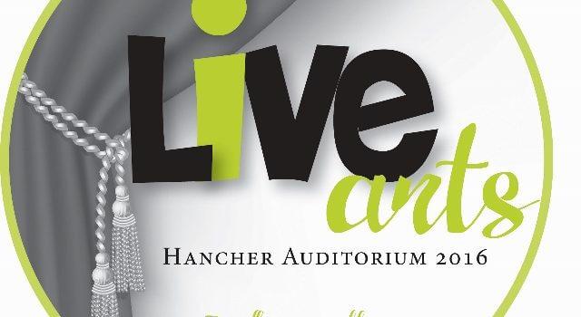 LiveArts @ Hancher 2016