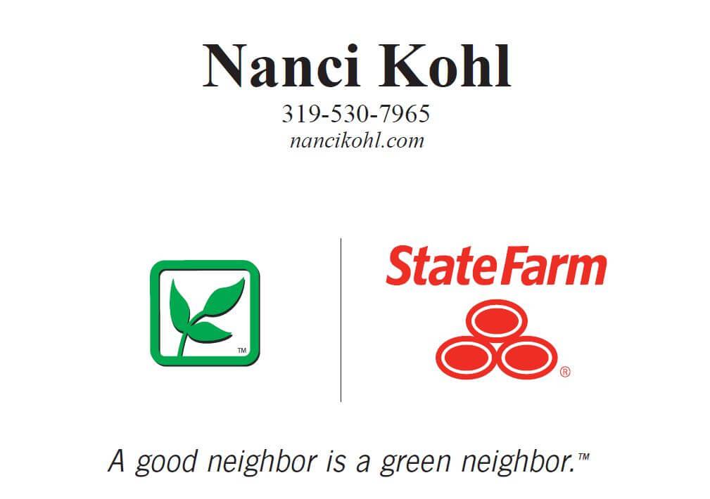 Nanci Kohl SF Logo