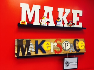 MakerSpace in South East Junior High